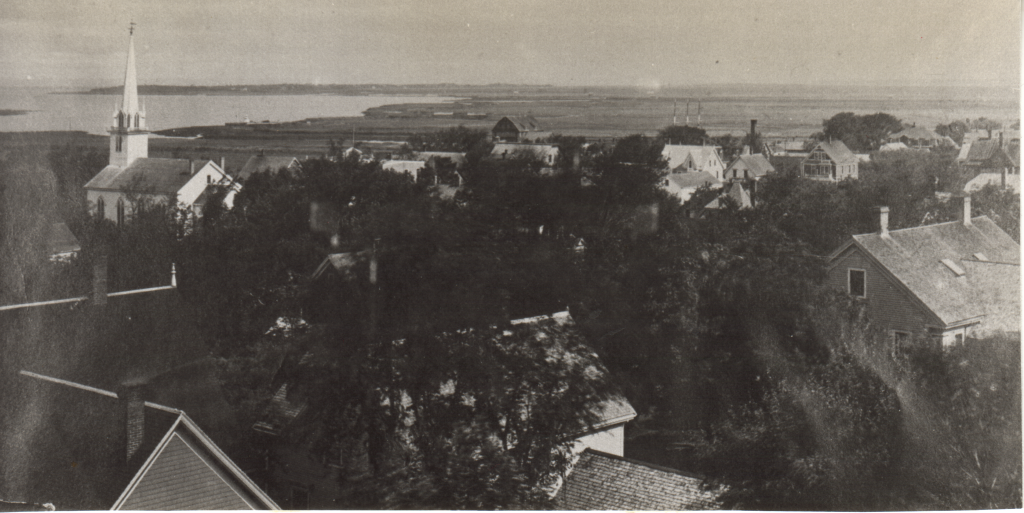 View of Wolfville