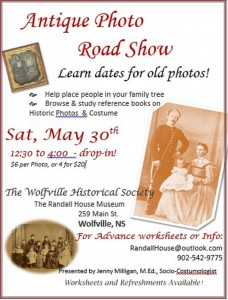 antique photo road show with jenny milligan